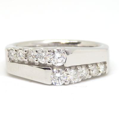 PTダイヤ指輪